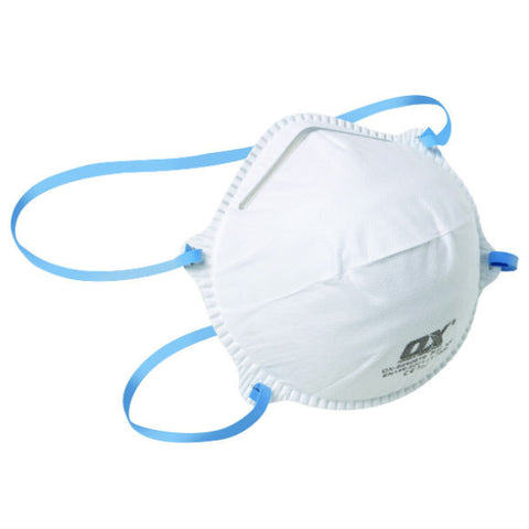 FFP2 MOULDED CUP RESPIRATOR - 20PK