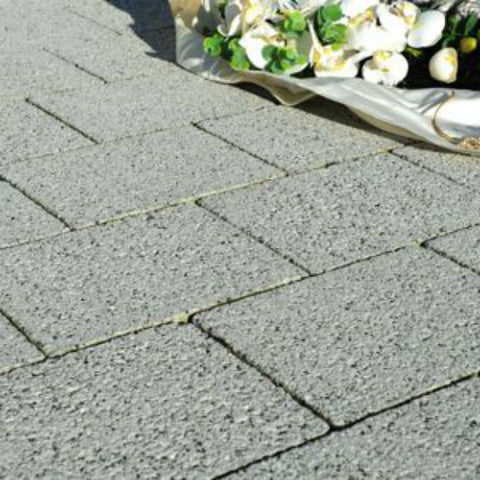 Granite Block Paving - Available in two colours