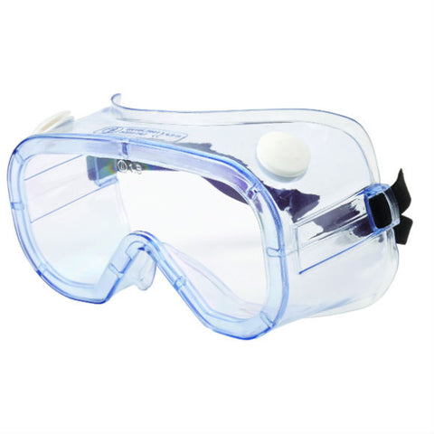INDIRECT VENT SAFETY GOGGLE