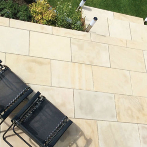 Premiastone Honed - Ivory Sandstone - Project packs and Single Size