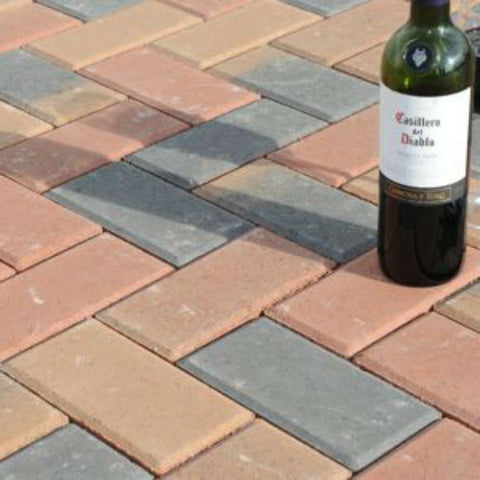 Larchfield Original Paving - Available in Single Size Packs in two thickness's - 50 mm and 60 mm