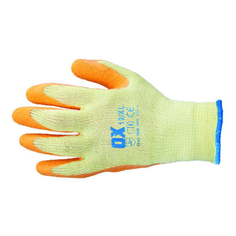LATEX GRIP GLOVE - Available in 4 Sizes