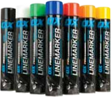 Trade Permanent Line Marker Spray - 7 colours