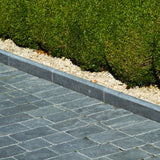 Round Top Edging - Limestone