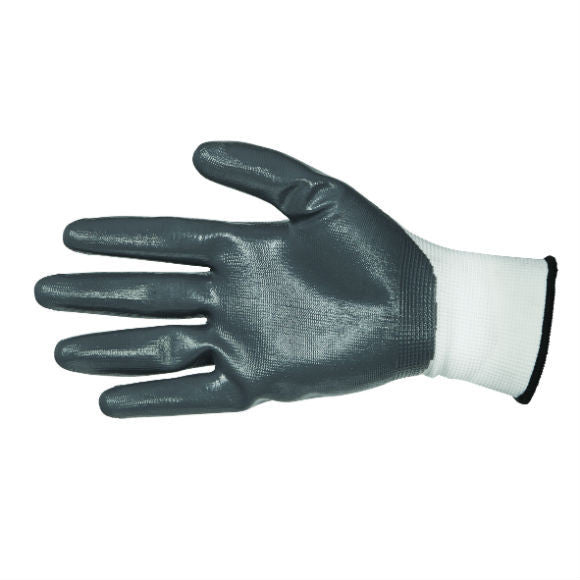 NITRILE FLEX GLOVES - Available in 2 Sizes