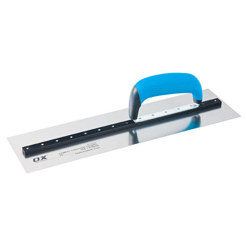 PRO CEMENT FINISHING TROWEL 115 x 405mm - 16 Ins