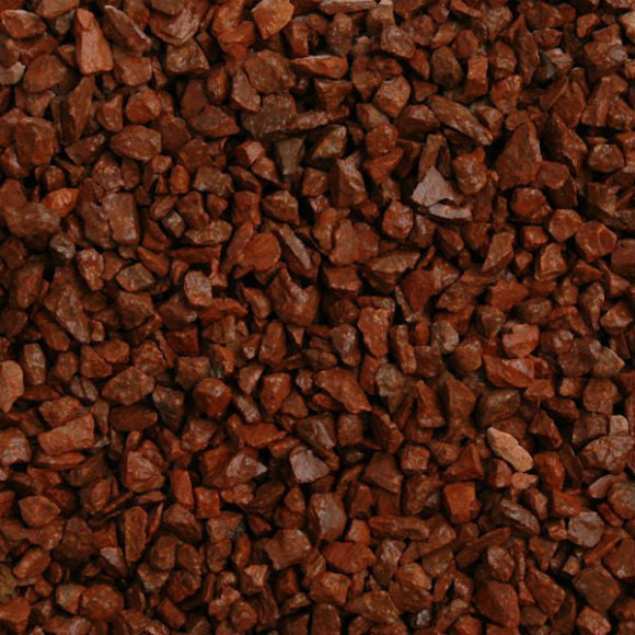 Red Granite 6 - 10 MM - Available in 25 kg bags, or pallet quantities. Bulk Bags please call for details and availability.