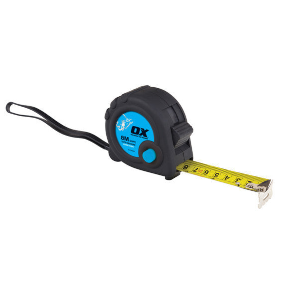 TRADE TAPE MEASURE - 2 Sizes 5 M & 8 M