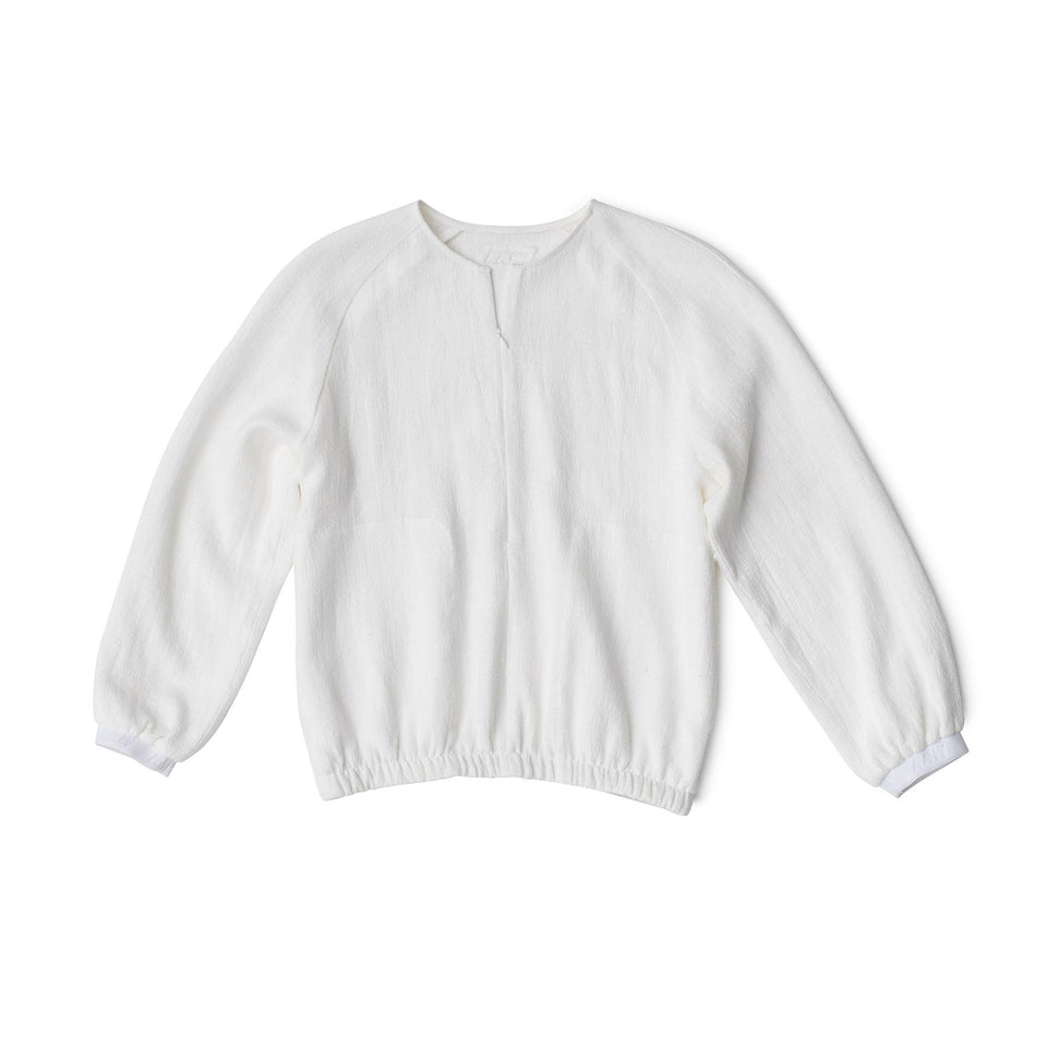RAW Women Sweatshirt White S-M (sample)