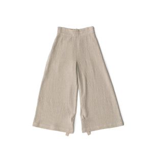 RAW Women Wide-leg Pants Natural (Sample)
