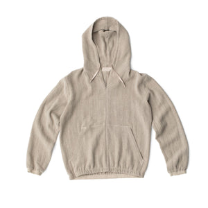 RAW Men Hoodie Natural (Sample)