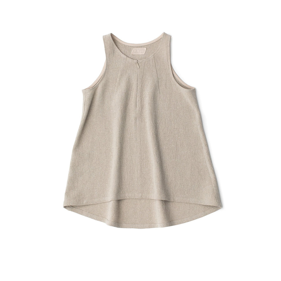 RAW Women Tank Top Natural S-M (sample)