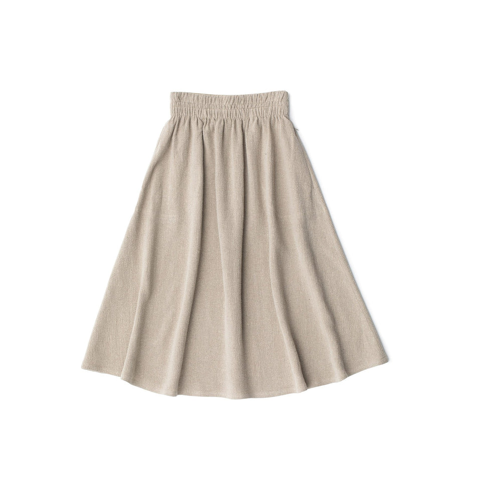 RAW Women Comfort Skirt Natural