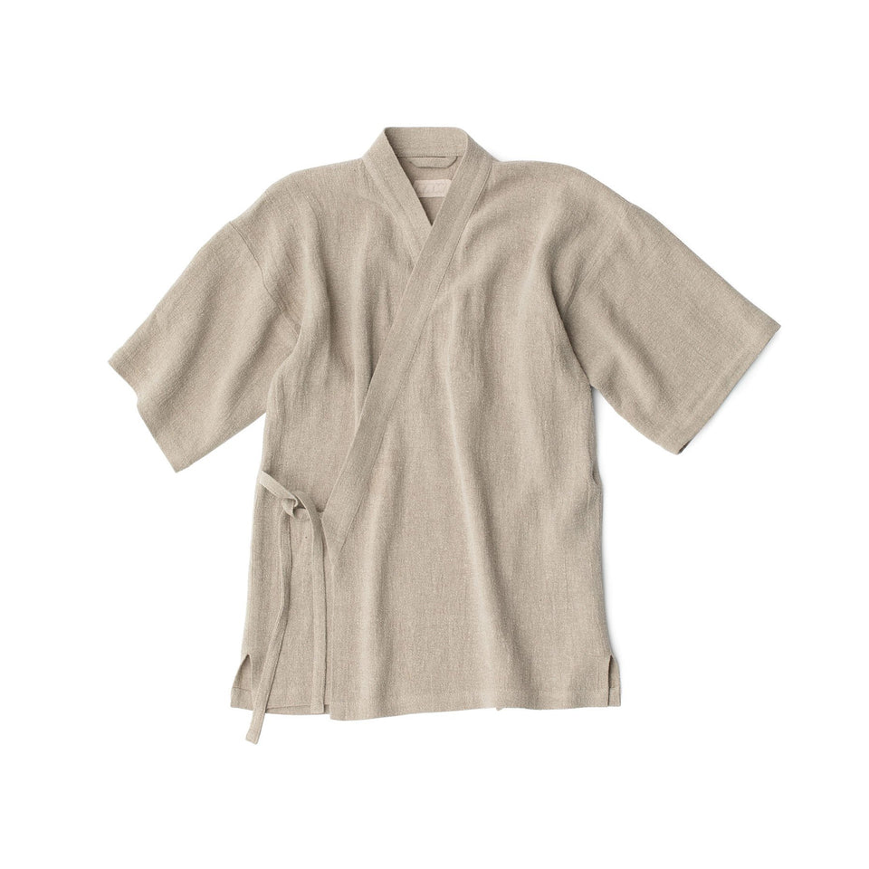 RAW Unisex Kimono Natural S-M (sample)