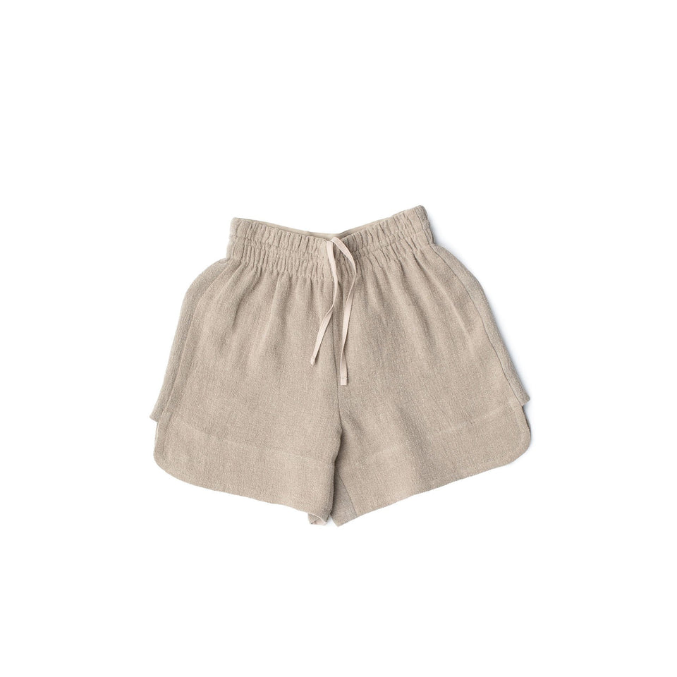 RAW Women Running Shorts Natural