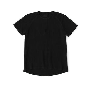 RAW Men Regular Tee Black (Sample)