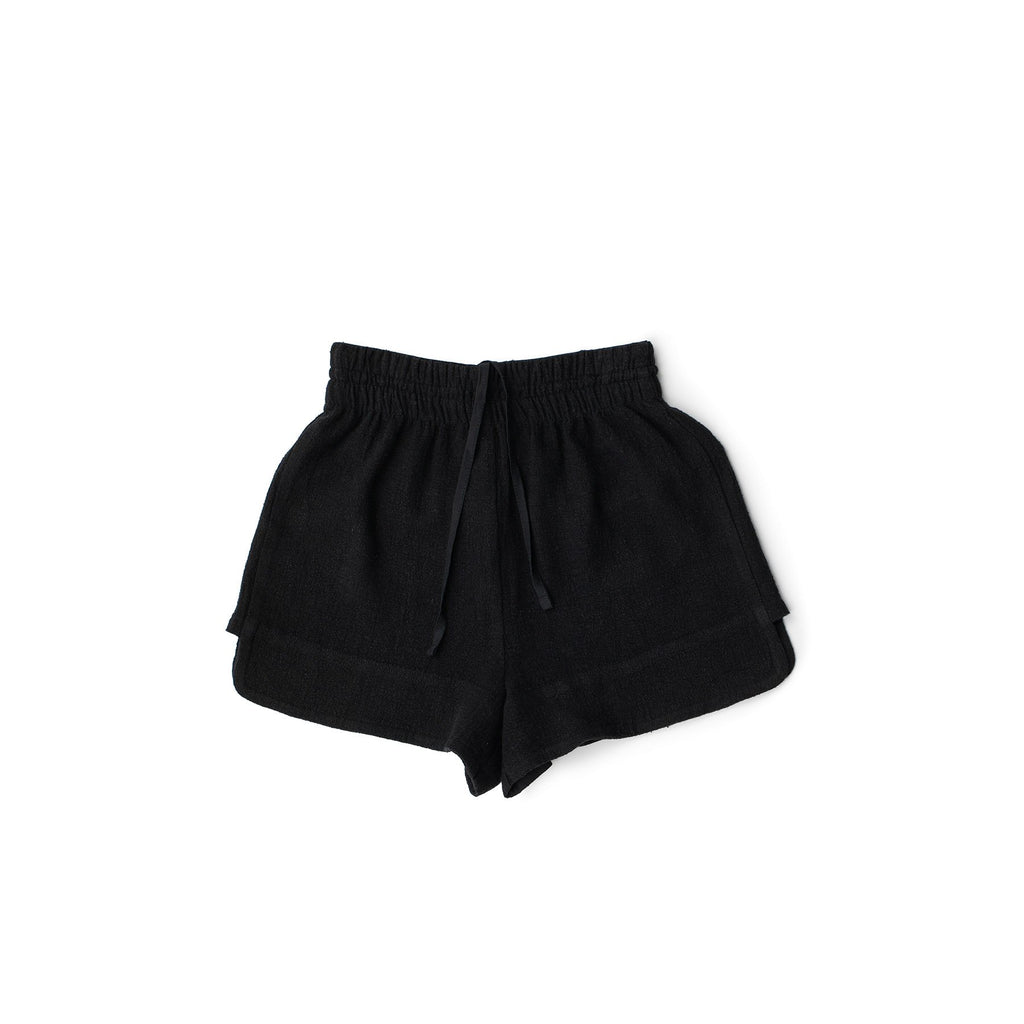 RAW Men Running Shorts Black (Sample)