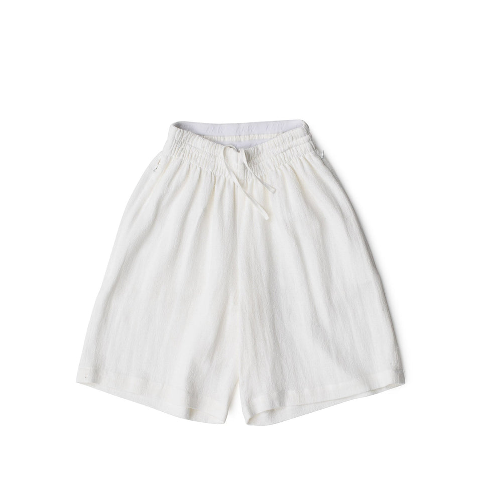 RAW Men Regular Shorts White