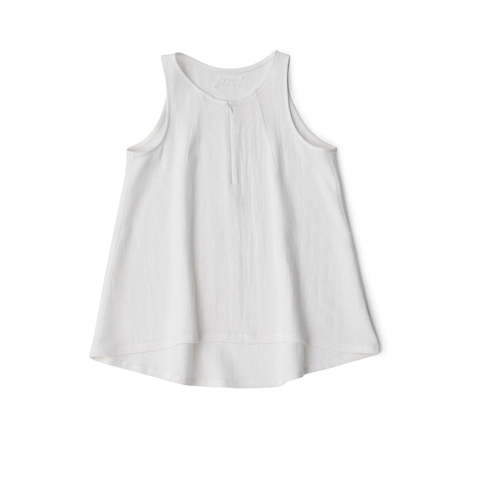 RAW Women Tank Top White S-M (sample)