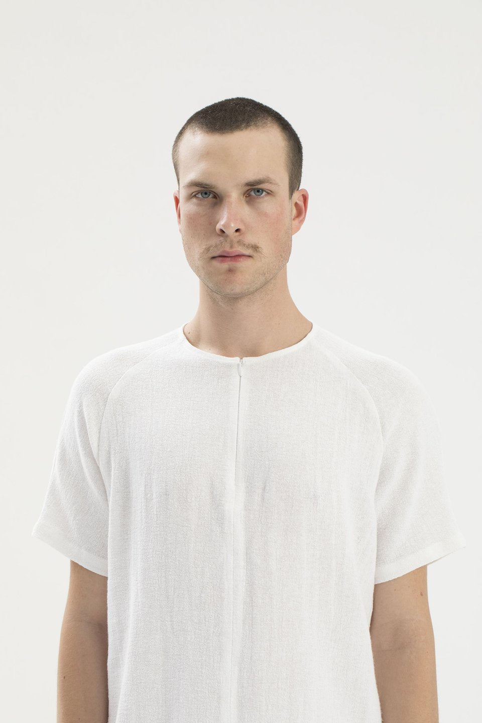 RAW Men Regular Tee White