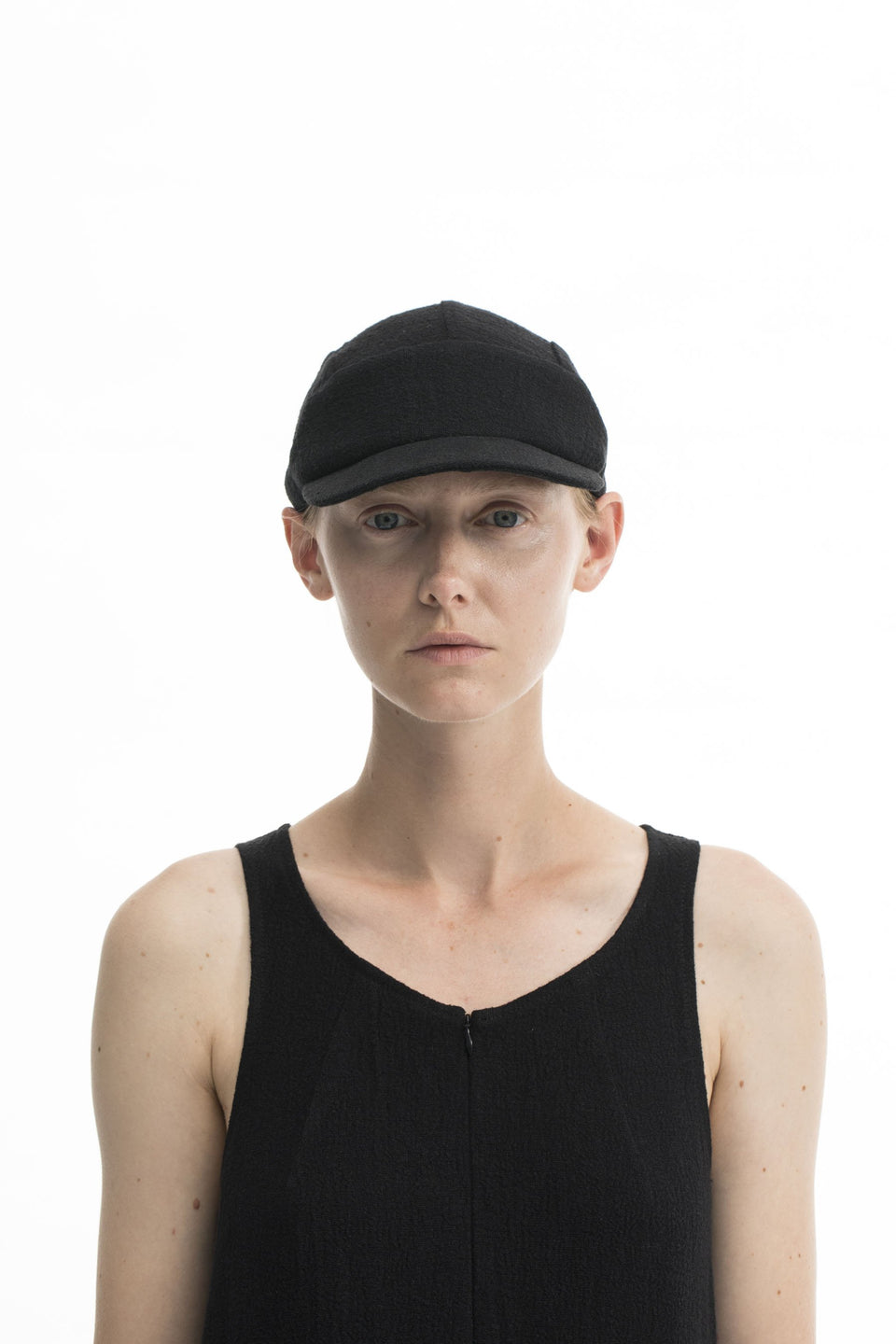 RAW U-Jogging Cap Black