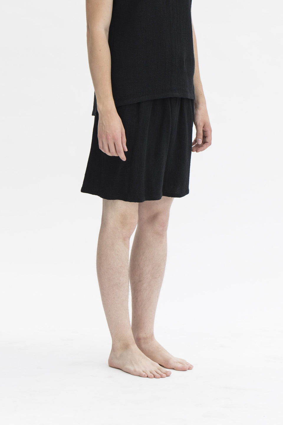 RAW Men Regular Shorts Black L-XL (sample)