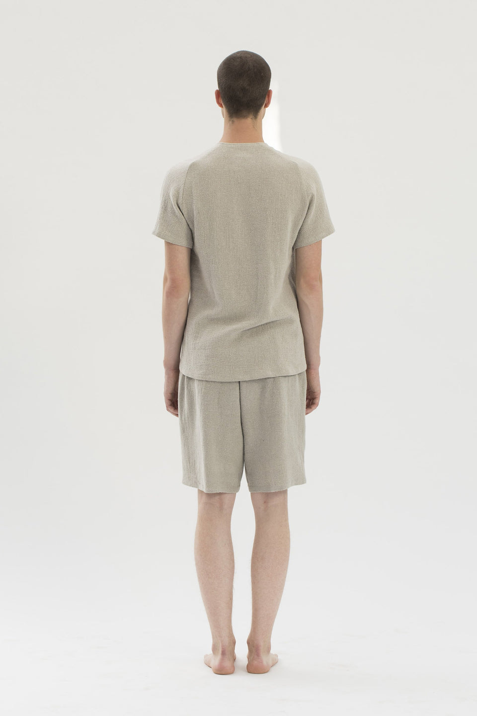 RAW Men Regular Shorts Natural