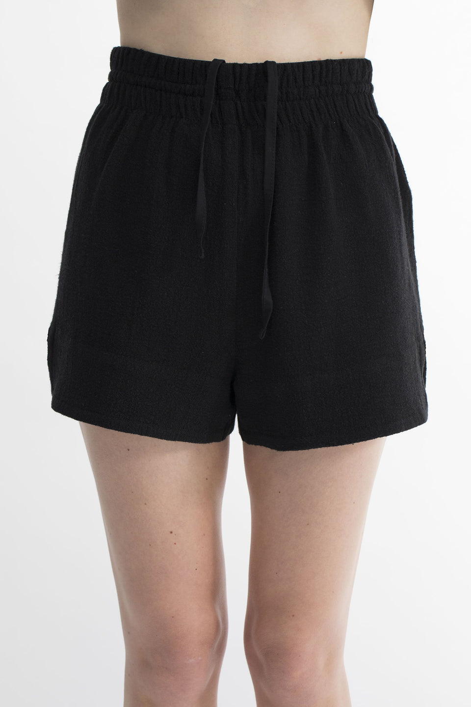 RAW Women Running Shorts Black