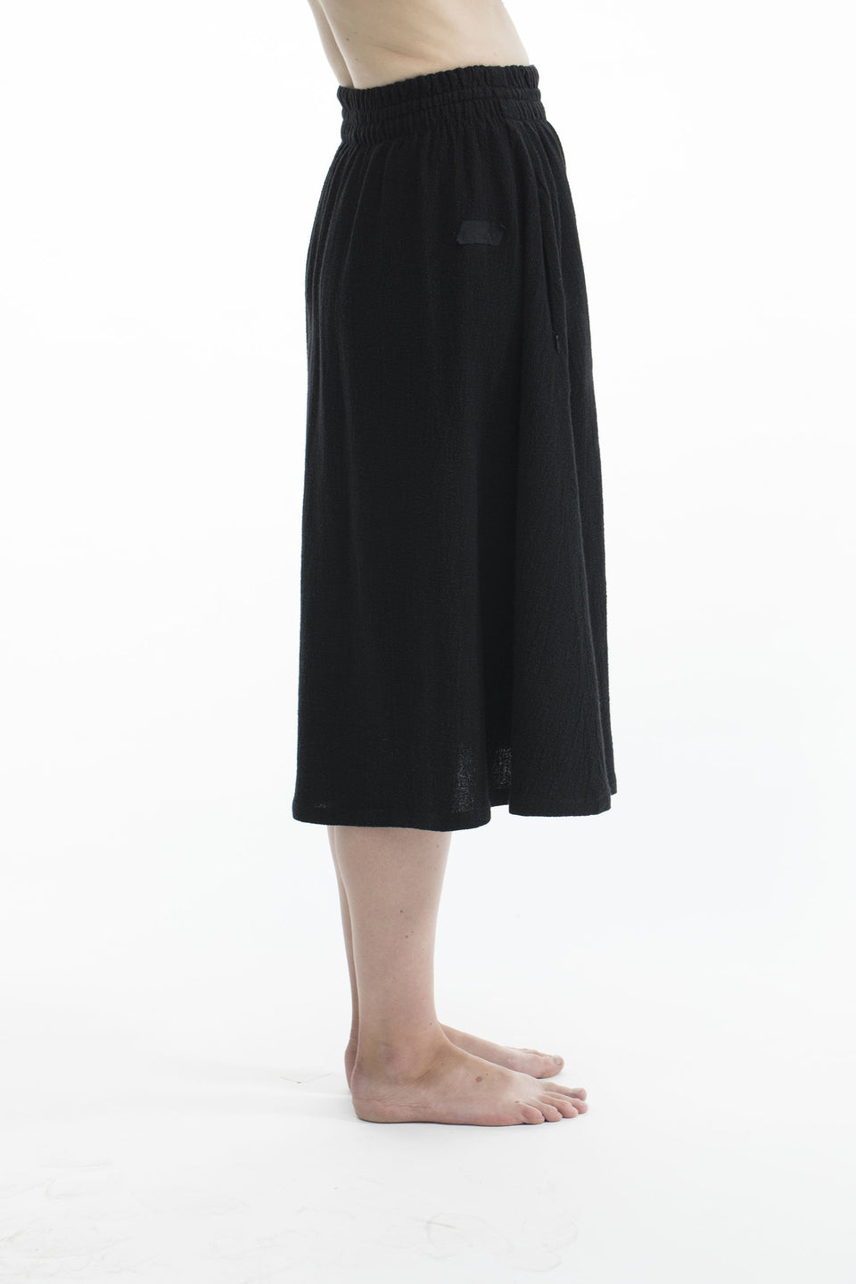 RAW Women Skirt Set Black