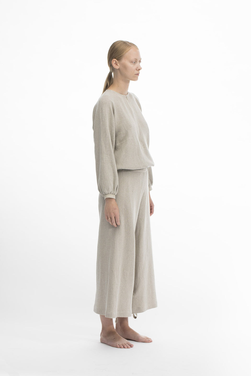 RAW Women Wide-leg Pants Natural