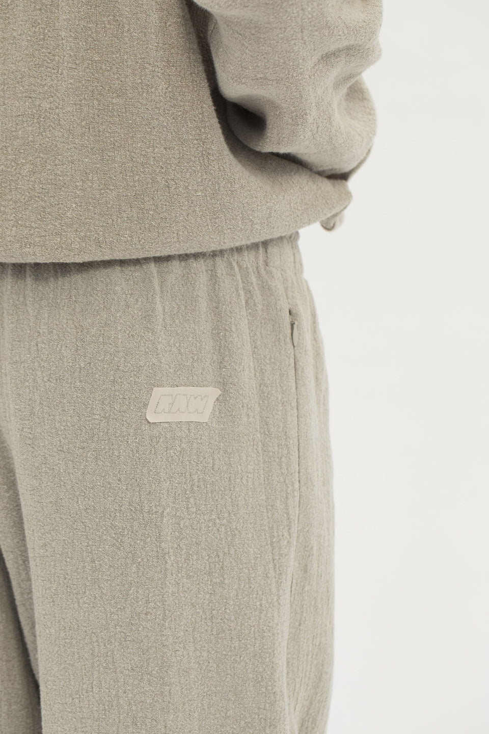 RAW Men Sweatpants Natural