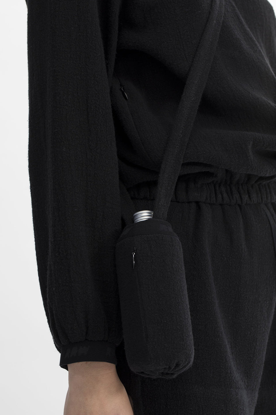 RAW U-Bottle Bag Black
