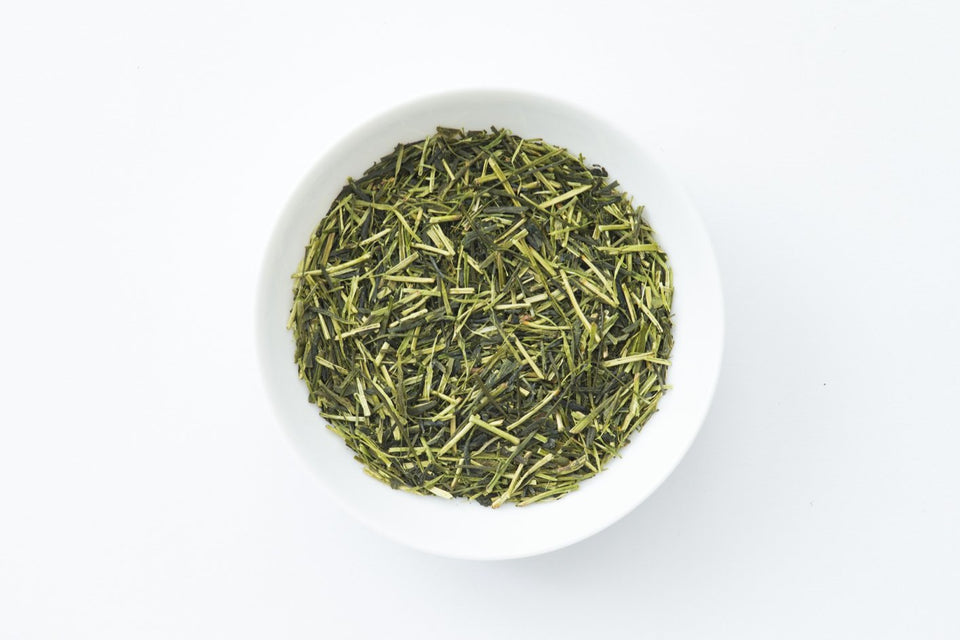 "Premium Organic Green Tea ""Shiraore"""