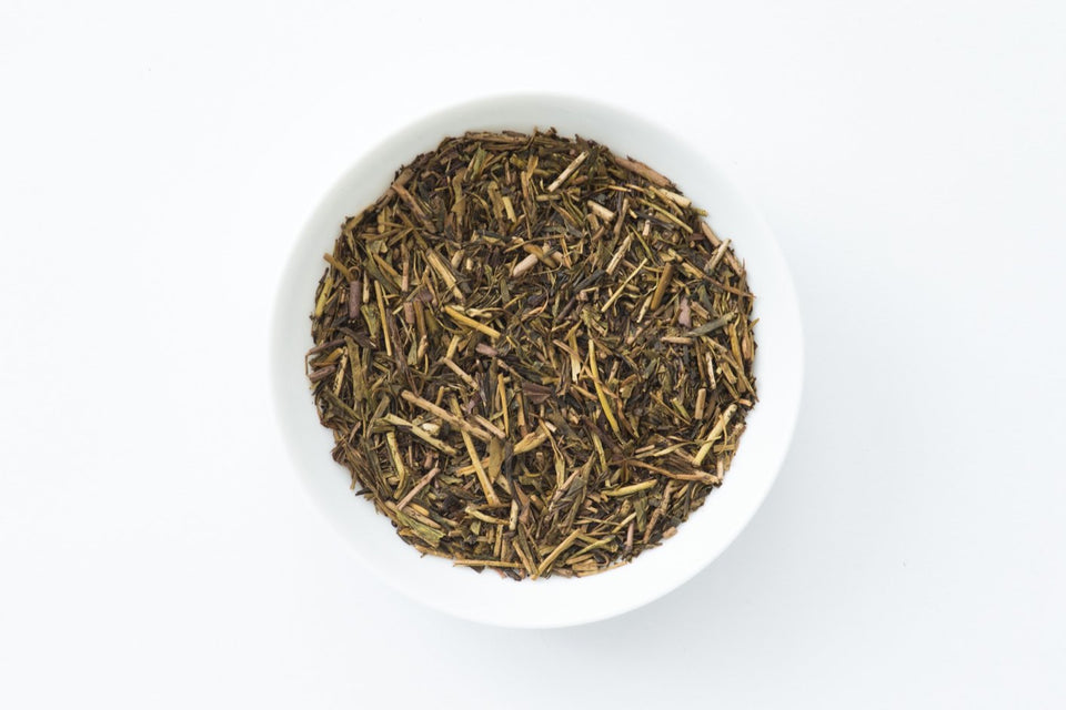 Premium Roasted Organic Green Tea