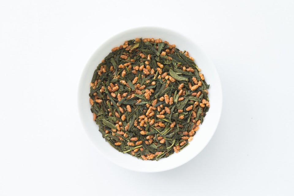 Premium Organic Roasted Brown Rice Tea