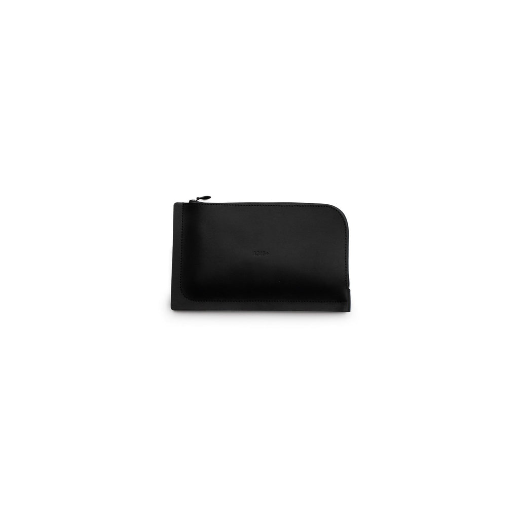 A6+ Leather Wallet Black (Sample)