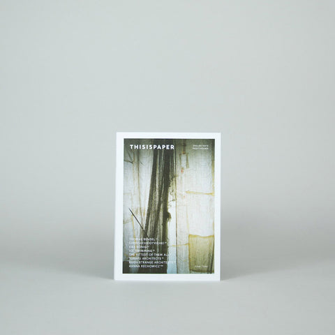 Wholesale-Pack: Thisispaper Issue Three