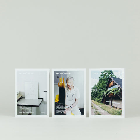 Wholesale-Pack: Thisispaper Issue Four