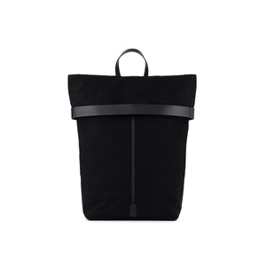 Atom Backpack Solid Black (Sample)