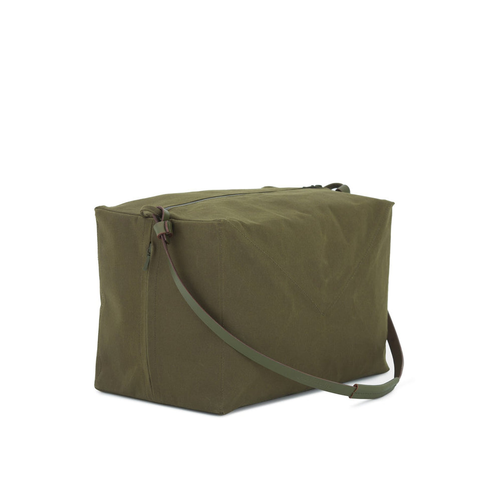 Thisispaper Parachute Bag Army Green