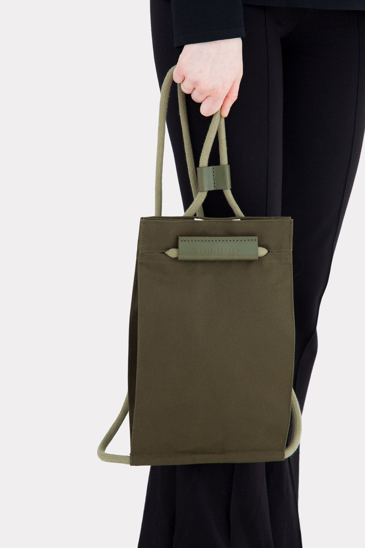 Pocket Bag Small Army Green (Sample)