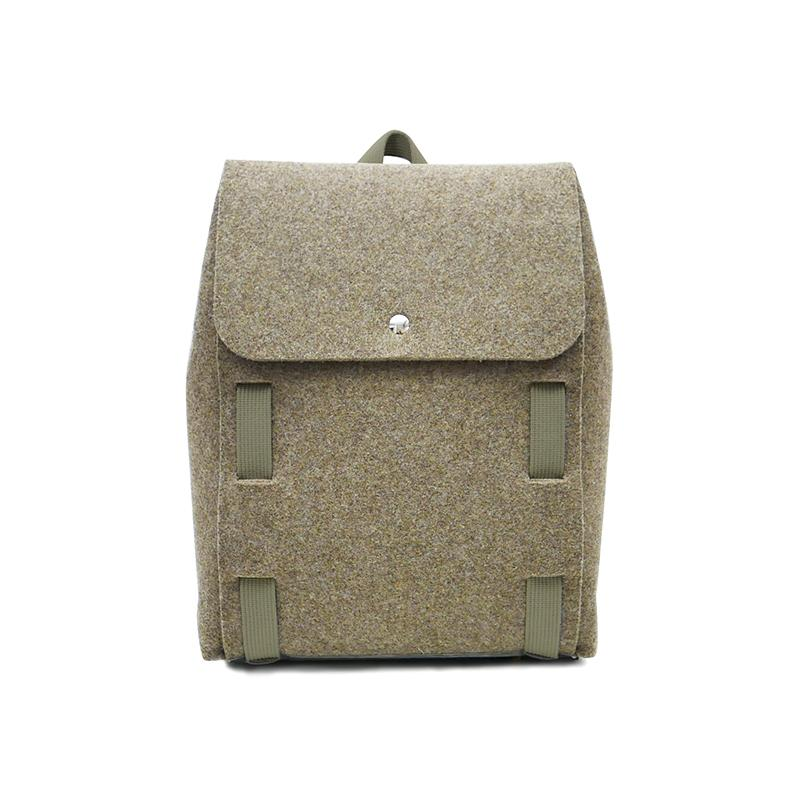 "Lasso 15"" Backpack Brown&Kiwi"