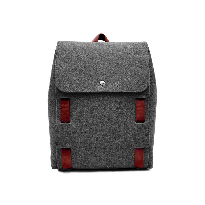 "Lasso 15"" Backpack Black&Brick"