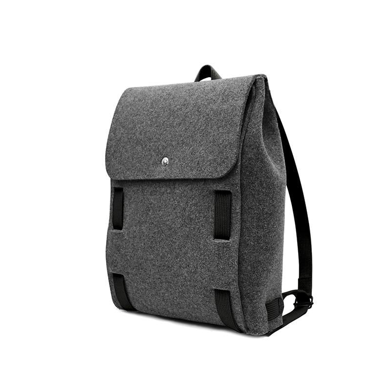"Lasso 15"" Backpack Black&Black"