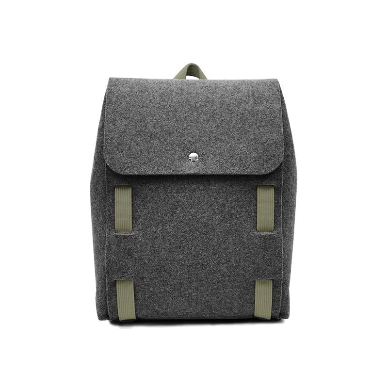 "Lasso 15"" Backpack Black&Kiwi"