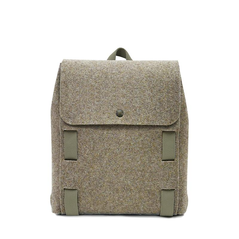 "Lasso 13"" Backpack Brown&Kiwi"