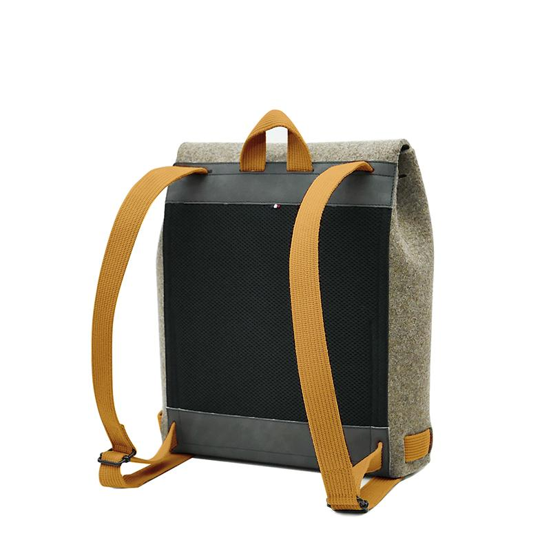 "Lasso 13"" Backpack Brown&Pumpkin"