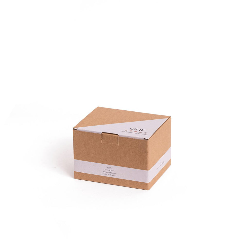 Cink Bamboo Giftbox for Babys, Brick