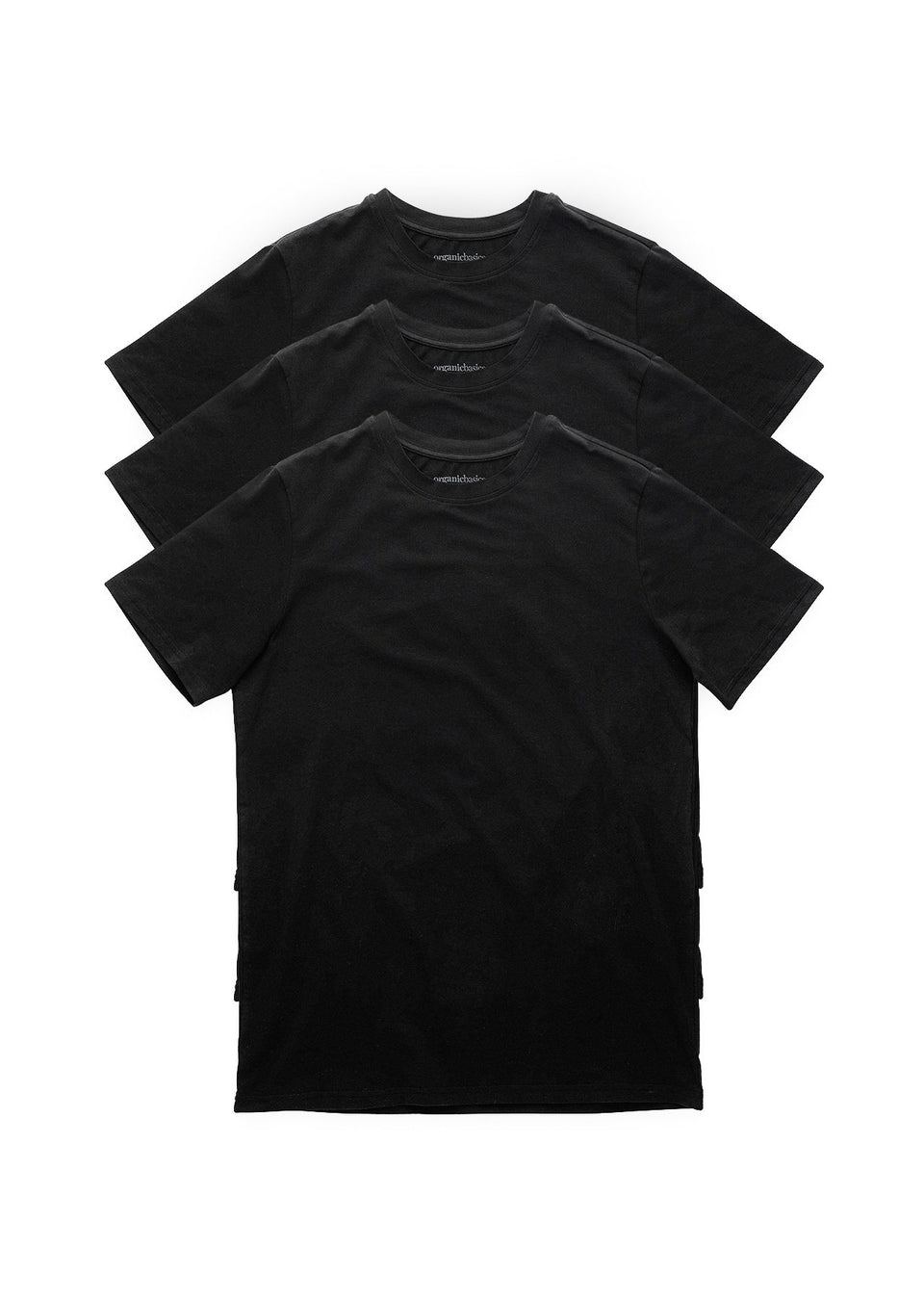 Organic Basics Men's Tee 3-pack