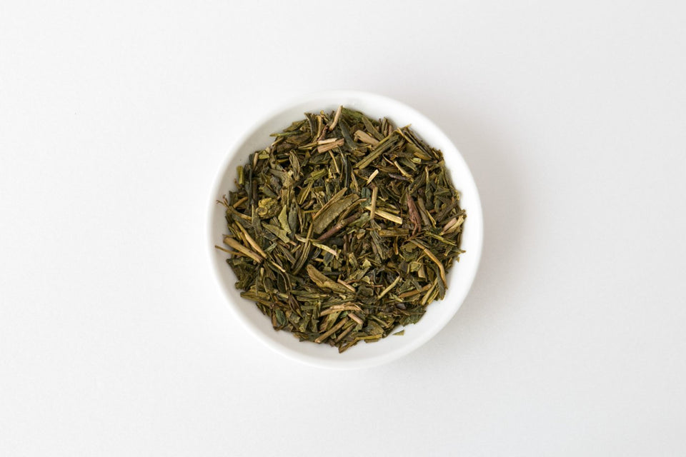 Roasted Organic Green Tea 200g